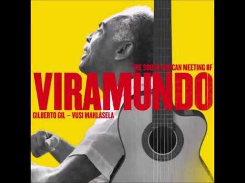 La Renaissance Africaine - Gilberto Gil e Vusi Mahlasela