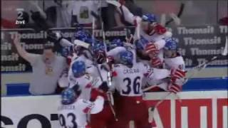 Česká Republika - Švédsko gól Karel Rachůnek / Czech Republic - Sweden goal Karel Rachunek