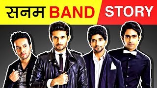 Indian Band 🎵SANAM (सनम) Success Story In Hindi | The SQS Project | Supastars | Biography