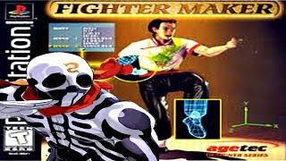 Fighter Maker - Featuring Skullomania?😂