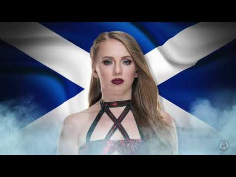 Isla Dawn - Intruders (Remix) (Official 2018 WWE MYC Theme)