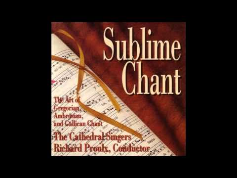 Richard Proulx- Litany of the Saints (Cathedral Singers)