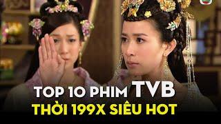 Top 10 Bộ Phim Hay Nhất Của TVB Năm 2010 | Phim Hong Kong Hay Nhất | Ten Asia