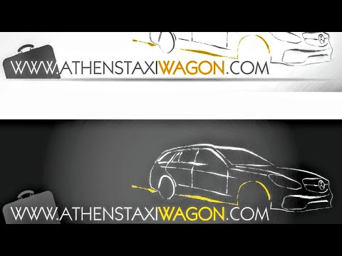 Athens Taxi Station Wagon  Transfer Rottweiler Trained Airport Ride