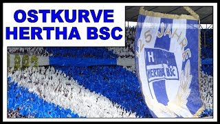 Ostkurve Hertha Bsc: Stimmungszentrum Der Hauptstadt