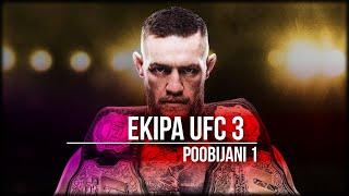 """UFC 3 Ekipa z Plusem """"Poobijani"""" 1"""