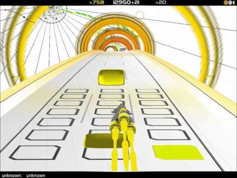 Audiosurf - Akira Kiteshi - Pinball step up 3D