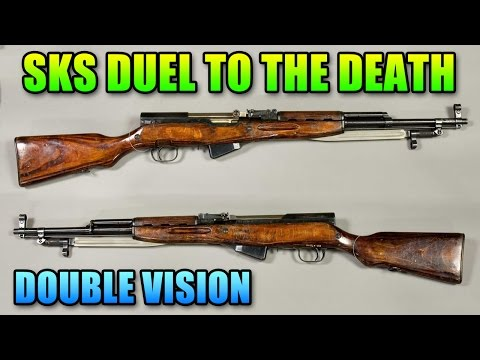 SKS Sniper Duel - BF3 Double Vision | Battlefield 3 Sniper Gameplay