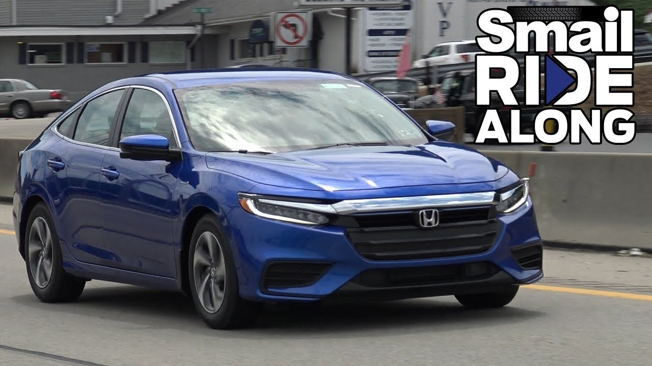 2019 Honda Insight Ex Review And Test Drive Smail Ride Along