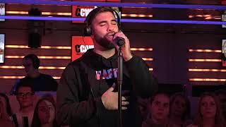 Kendji Girac chante Tu vas manquer son nouveau single chez C'Cauet