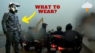MOTORCYCLE RAIN GEAR: Tips on How to Buy the Right One [ENG SUBS]