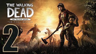 The Walking Dead: The Final Season Episode 1 Gameplay Walkthrough HD - Part 2