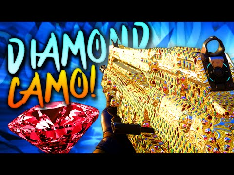 "Black Ops 3 ""DIAMOND CAMO"" gameplay! (Call of Duty BO3 Camos)"