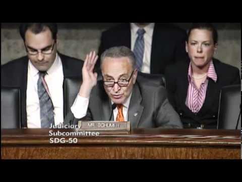 First Q&A Segment at Senate Judiciary Hearing on SB 1070