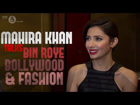 EXCLUSIVE interview with Mahira Khan