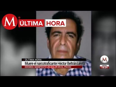 Héctor Beltrán Leyva murió tras paro cardiaco en hospital de Toluca