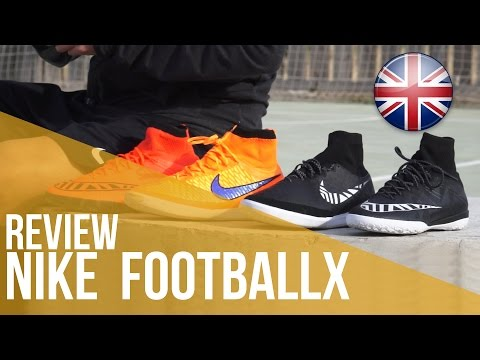 Review Nike FootballX (English Version)