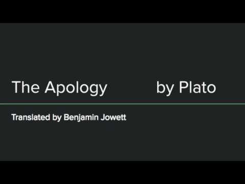 The Apology By Plato - Full Audiobook