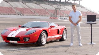 How to Win a Rare 2005 Ford GT and $20,000 Cash // Omaze