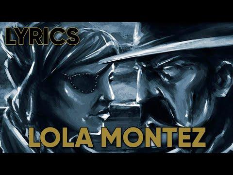 Volbeat - Lola Montez (Lyrics)
