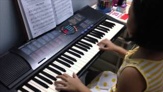 Down by the riverside Organ - Linh Bui