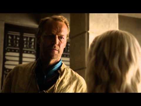 Ser Jorah Mormont saying Khaleesi. The Final Compilation.