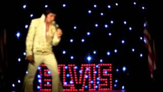 Chris Field as Elvis - The Wonder of You