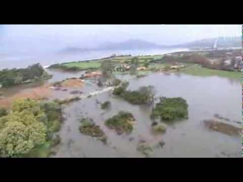 inondations en corse du sud la vid o des d g ts vue du ciel youtube. Black Bedroom Furniture Sets. Home Design Ideas