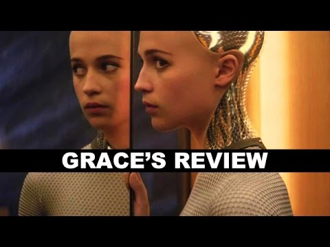 Ex Machina 2015 Movie Review - Beyond The Trailer