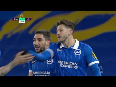 Brighton Leicester Goals And Highlights