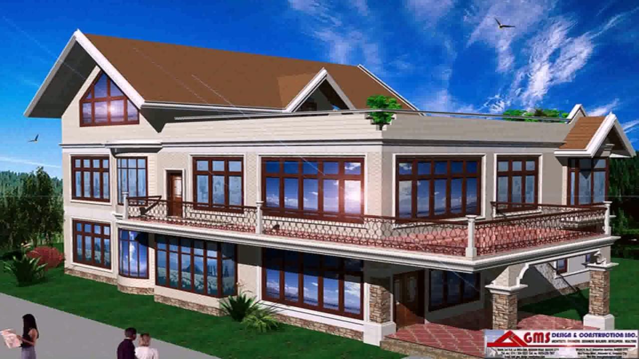 House Plans Zimbabwe Style - YouTube