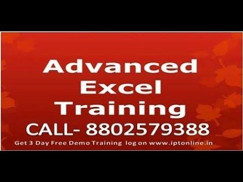 Excel VBA Macros Training Call 8802579388