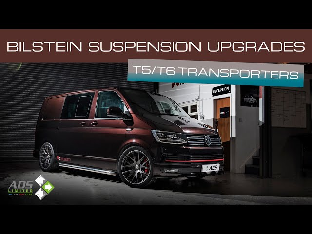 ADS Automotive | Bilstein Suspension Upgrades – T5/T6 Transporters