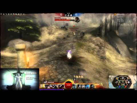 [Fave] Guild Wars 2 - Thief 1 Vs 1 [King Of The Hill]