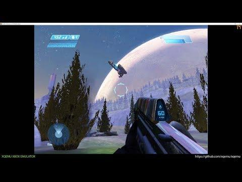 XQEMU Xbox Emulator - Halo: Combat Evolved Ingame! (2497e2d + WIP)