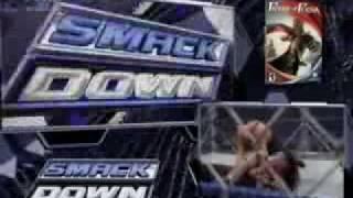 Smackdown - Undertaker vs. Big Show Steel Cage Part 2