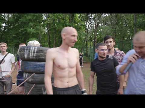 ALIEN vs Marines Fighter in MMA