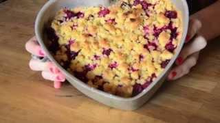 How to bake a raspberry pie
