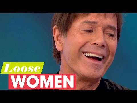 Sir Cliff Richard Relives His Proudest Moments   Loose Women