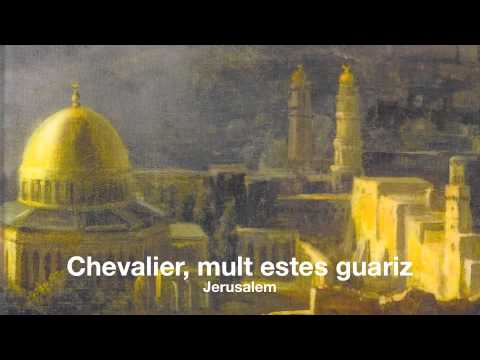 France, Anon. 12th c.: Chevalier, mult estes guariz