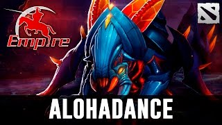 ALOHADANCE Weaver Empire vs HR Dota 2