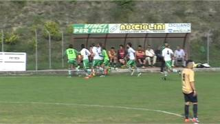 Baldaccio Bruni-Rignanese 0-1 Eccellenza Girone B