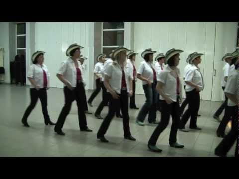 SKINNY GENES - line dance - NEW SPIRIT Of Country Dance