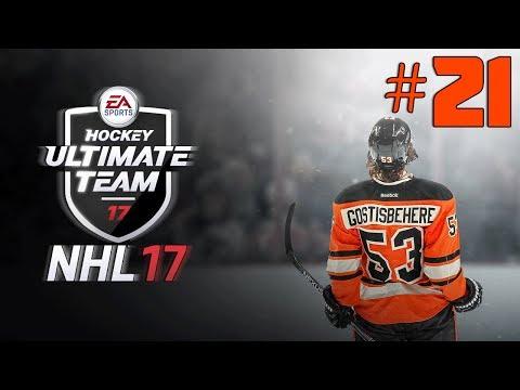 NHL 17 HUT: La mort de Unit?! #21 | (QC,FR)