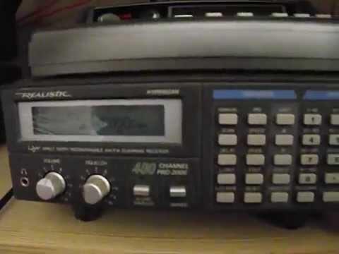Digital & Analogue Radio Scanning in the Shack (UK) 1 of 2