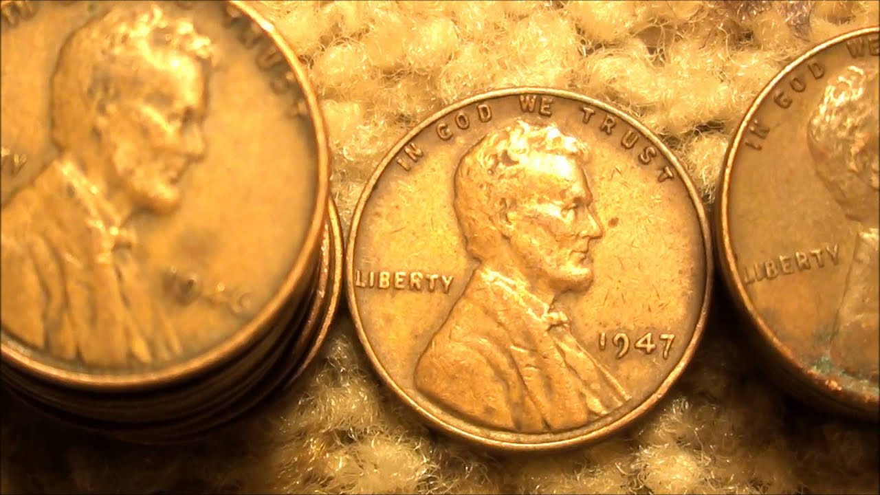 Wheat Penny 1 POUND BAG opening RESULTS