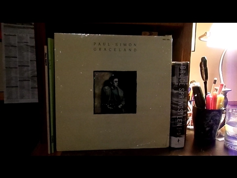 Paul Simon - Graceland [South African Import] (Vinyl Review)