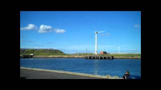Get Carter Locations :  Blyth staithes