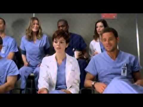 Grey\'s Anatomy Season 6 bloopers Gag Reel - YouTube
