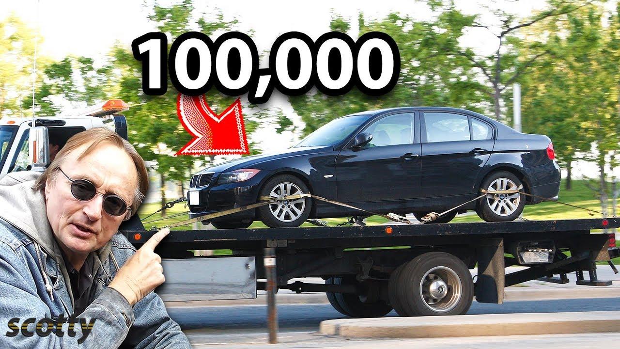 5 Cars That Won't Last 100,000 Miles
